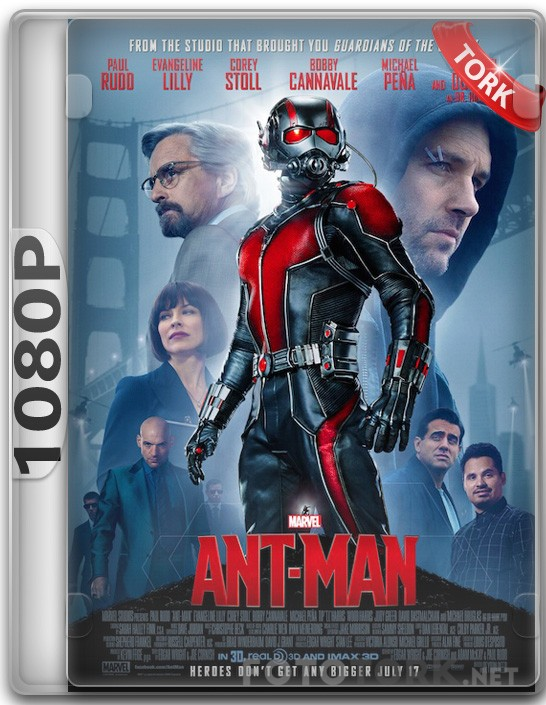 Ant-Man Karınca Adam 2015 BluRay 1080p x264 TRDUB - Torrent - DCRGDizi.com