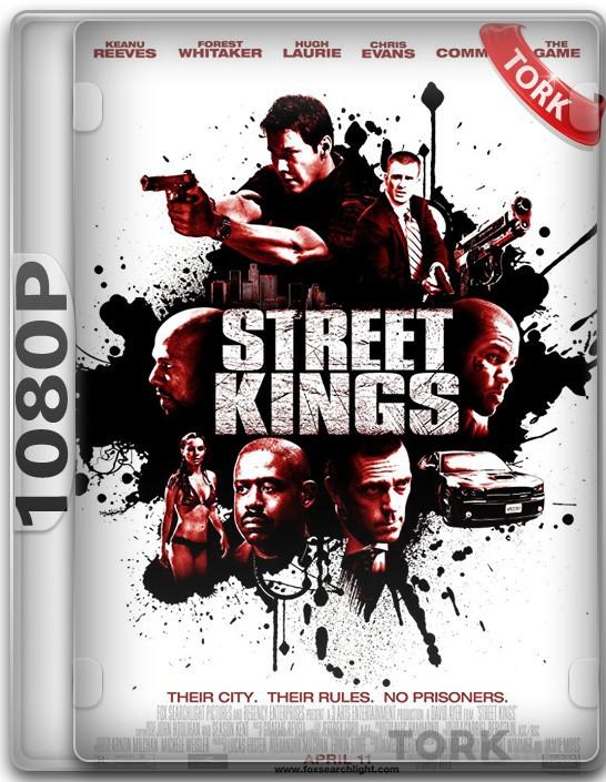 Street Kings Sokağın Kralları 2008 BluRay 1080p x264 DUAL TR-EN - Torrent - DCRGDizi.com
