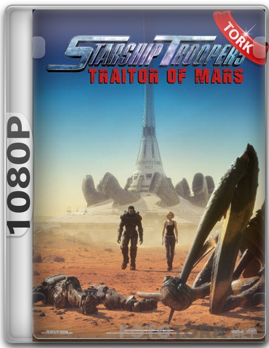 Starship Troopers Traitor of Mars 2017 BluRay 1080p x264 DUAL TR - Torrent - DCRGDizi.com