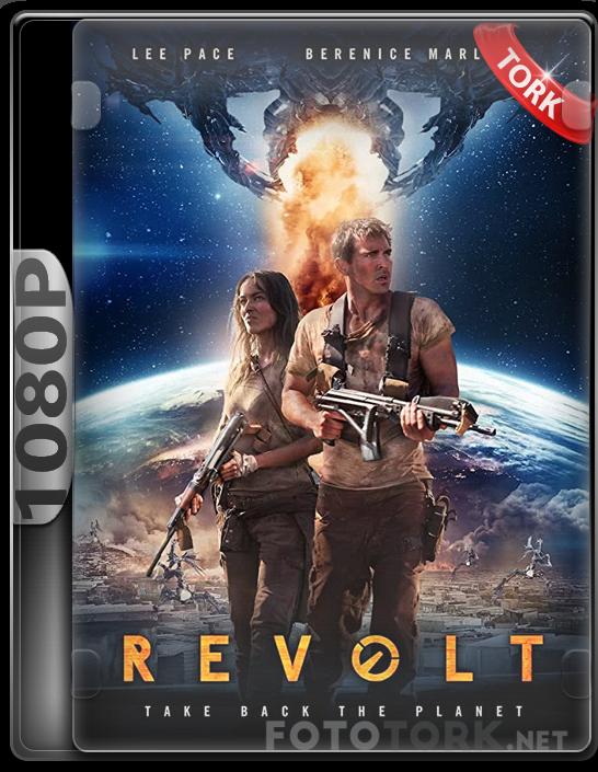 Revolt 2017 1080p WEB-DL DD5.1 x264 TR Altyazı - Torrent - DCRGDizi.com