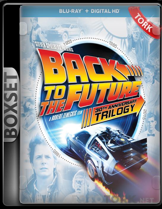 Back To The Future TRILOGY 1080p BluRay x264 DUAL TR-ENG BoxSet - Torrent - DCRGDizi.com