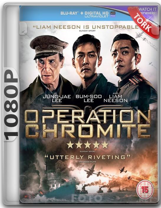 Operation Chromite Kuzey Operasyonu 2016 BluRay 1080p x264 TRDUB AC3 - Torrent - DCRGDizi.com