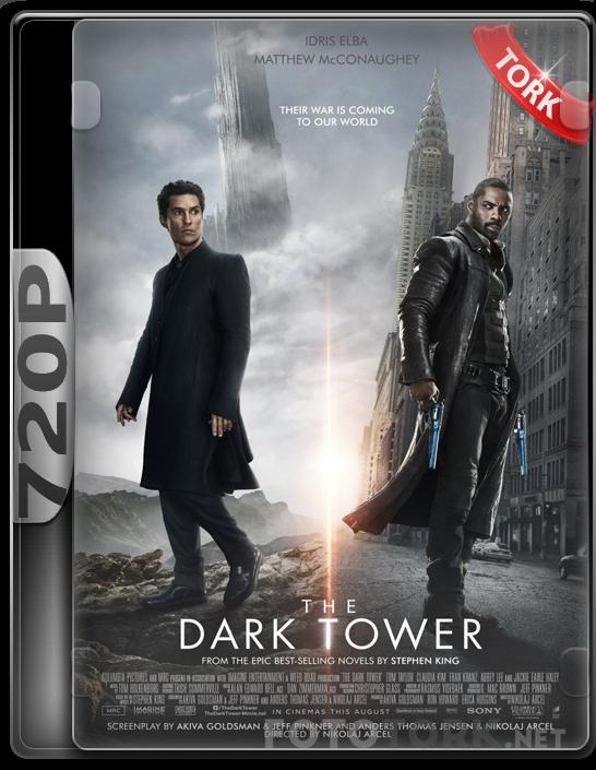 Kara Kule - The Dark Tower 2017 720p BluRay x264 DUAL TR-ENG - Torrent - DCRGDizi.com